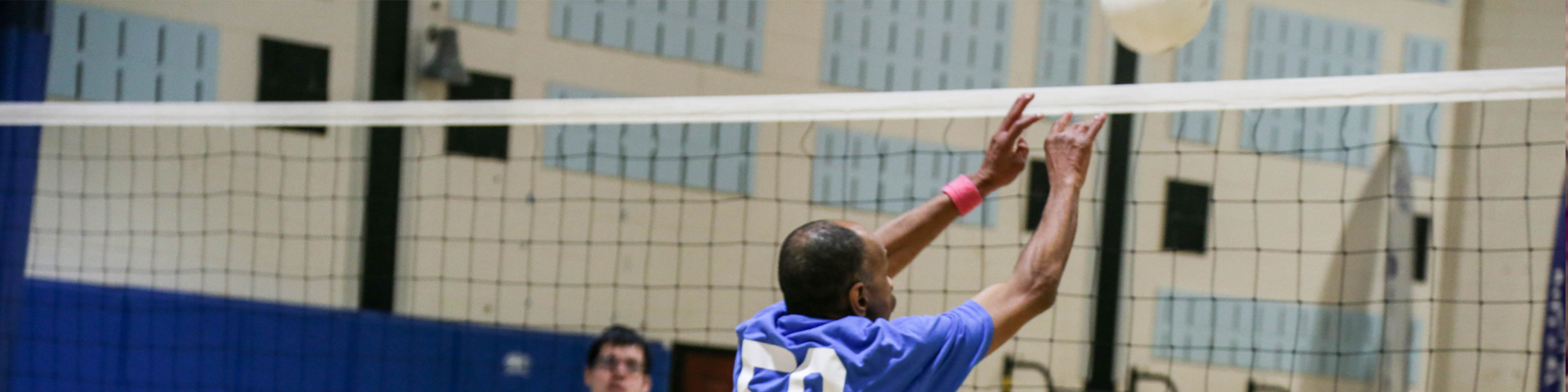 Volleyball Special Olympics New Jersey