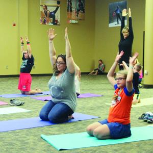 unified yoga-calendar