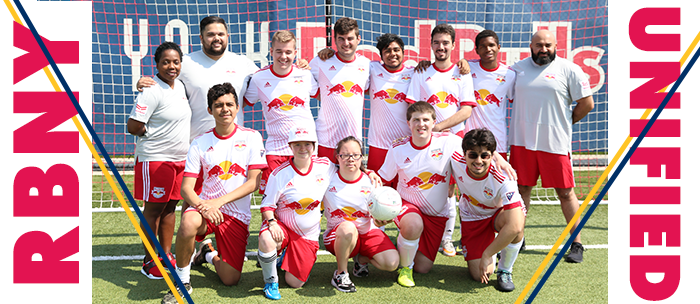 separation shoes f649b cafd8 New York Red Bulls Unified - Signing Day | Special Olympics ...