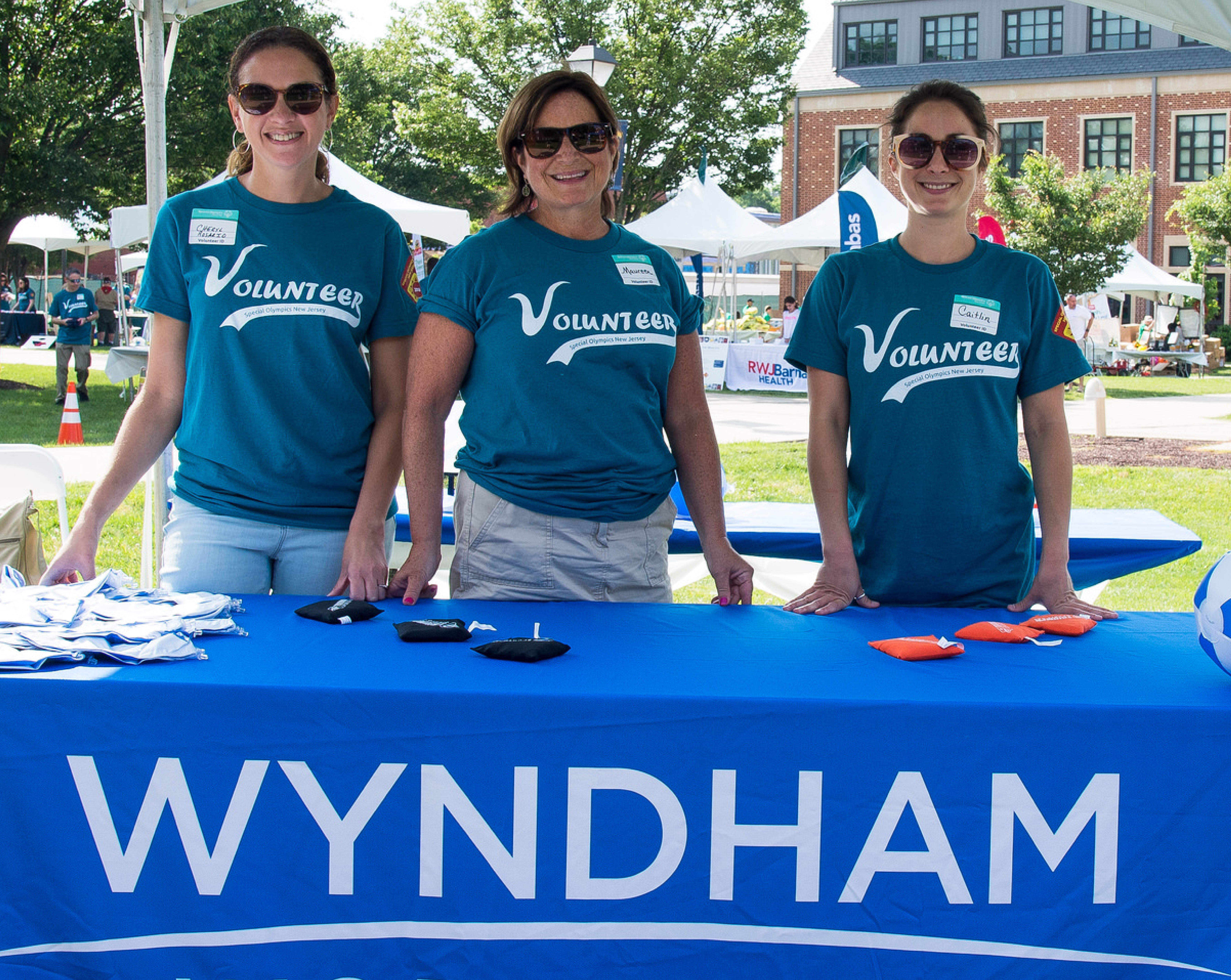 Wyndham Hotels + Resorts | Special Olympics New Jersey