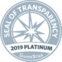 """GuideStar Platinum Seal of Transparency"